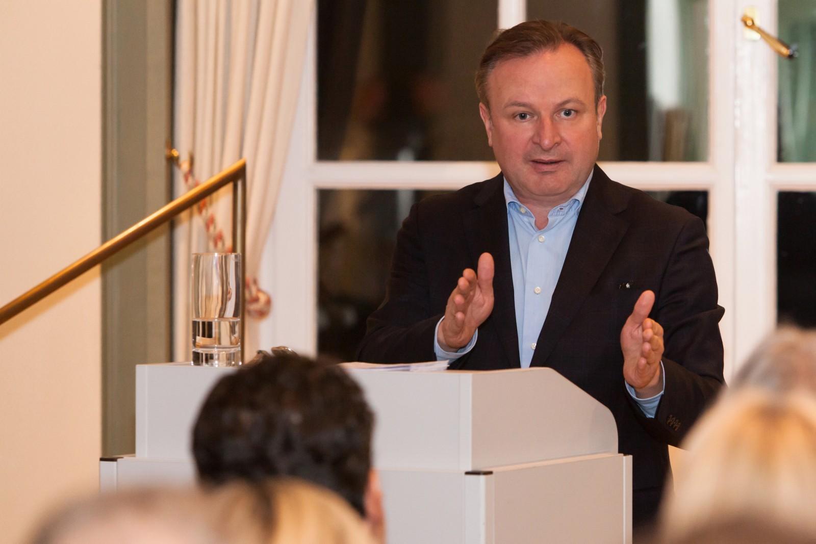 Boris Schramm, GroupM