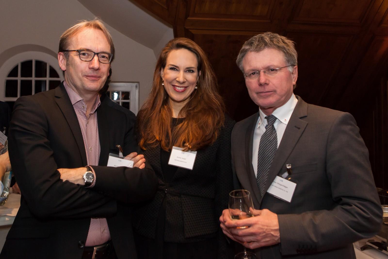 Martin Kunz, ADAC Motorwelt; Anina Veigel, VZB; Horst Ohligschläger, Bayard Media