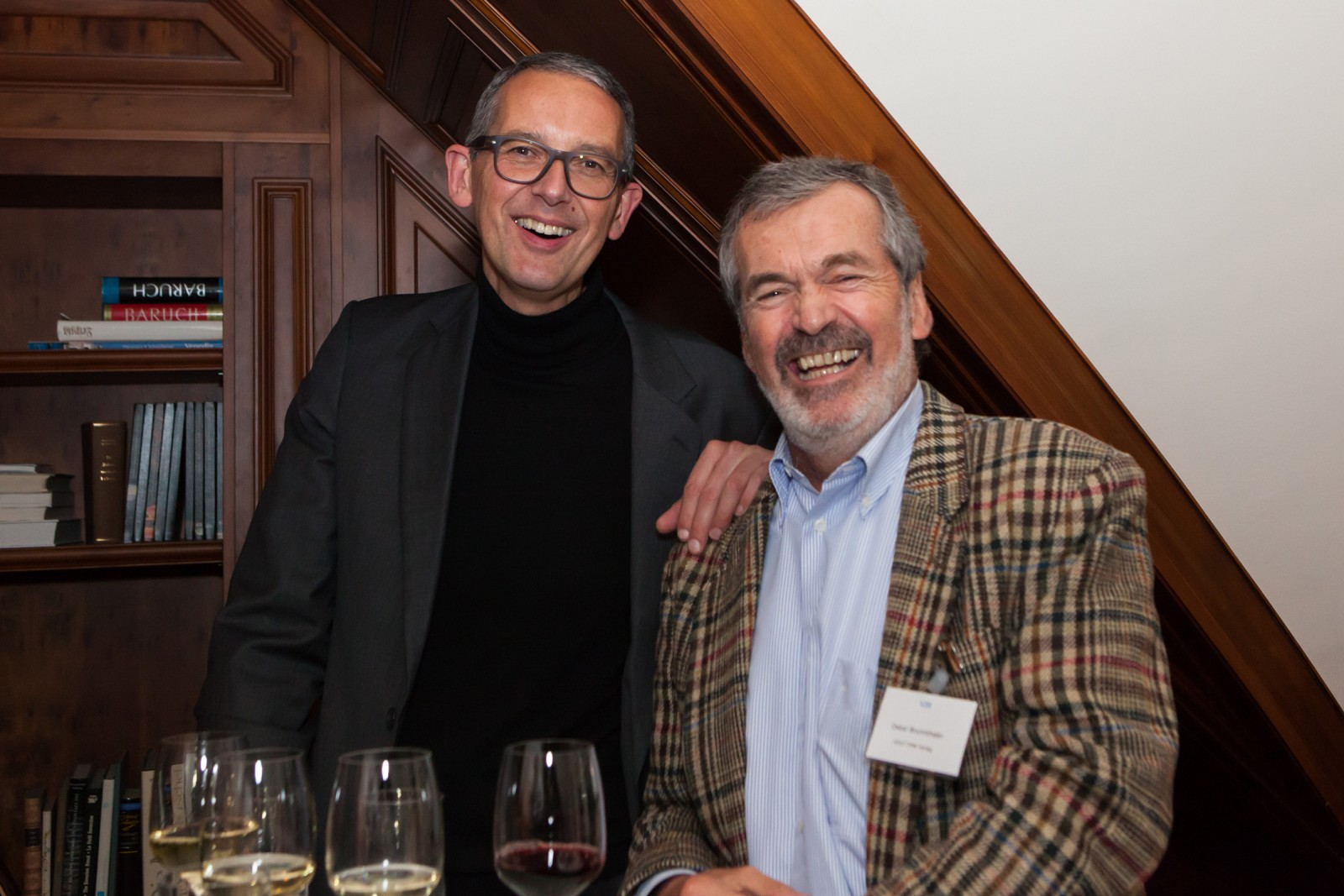 Peter Schuck, Neureuter Fair Media; Oskar Brunnthaler, Golftime Verlag