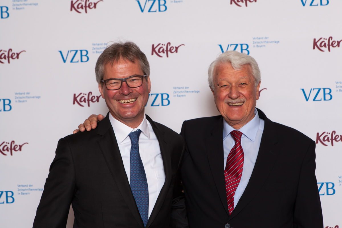Stefan Rühling, Vogel Business Media, Günter A. Schmid (Foto: Bettina Theisinger)