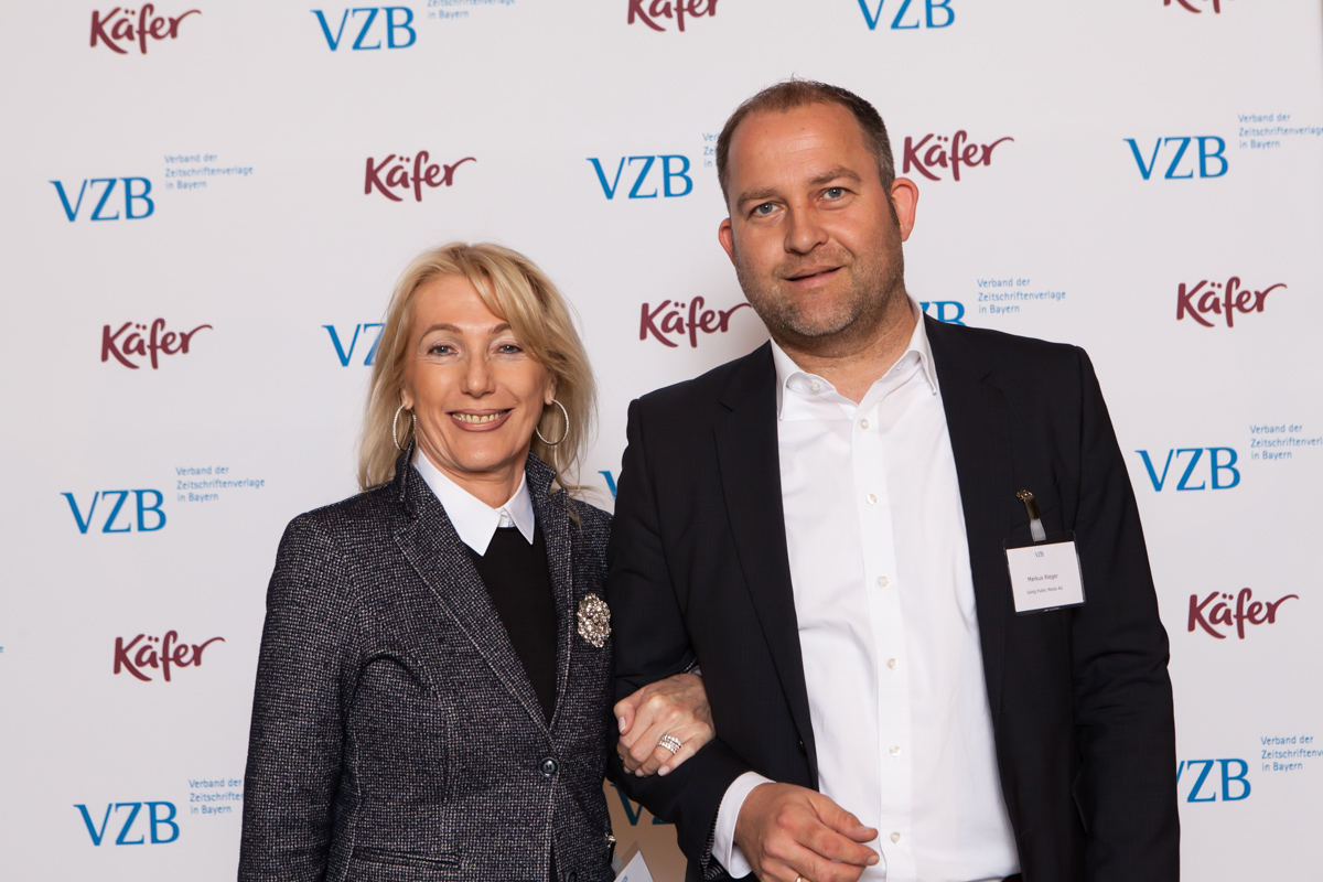 Waltraut von Mengden, VZB, Markus Rieger, GoingPublic Media (Foto: Bettina Theisinger)