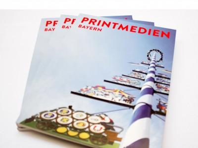 Titel Printmedien Bayern