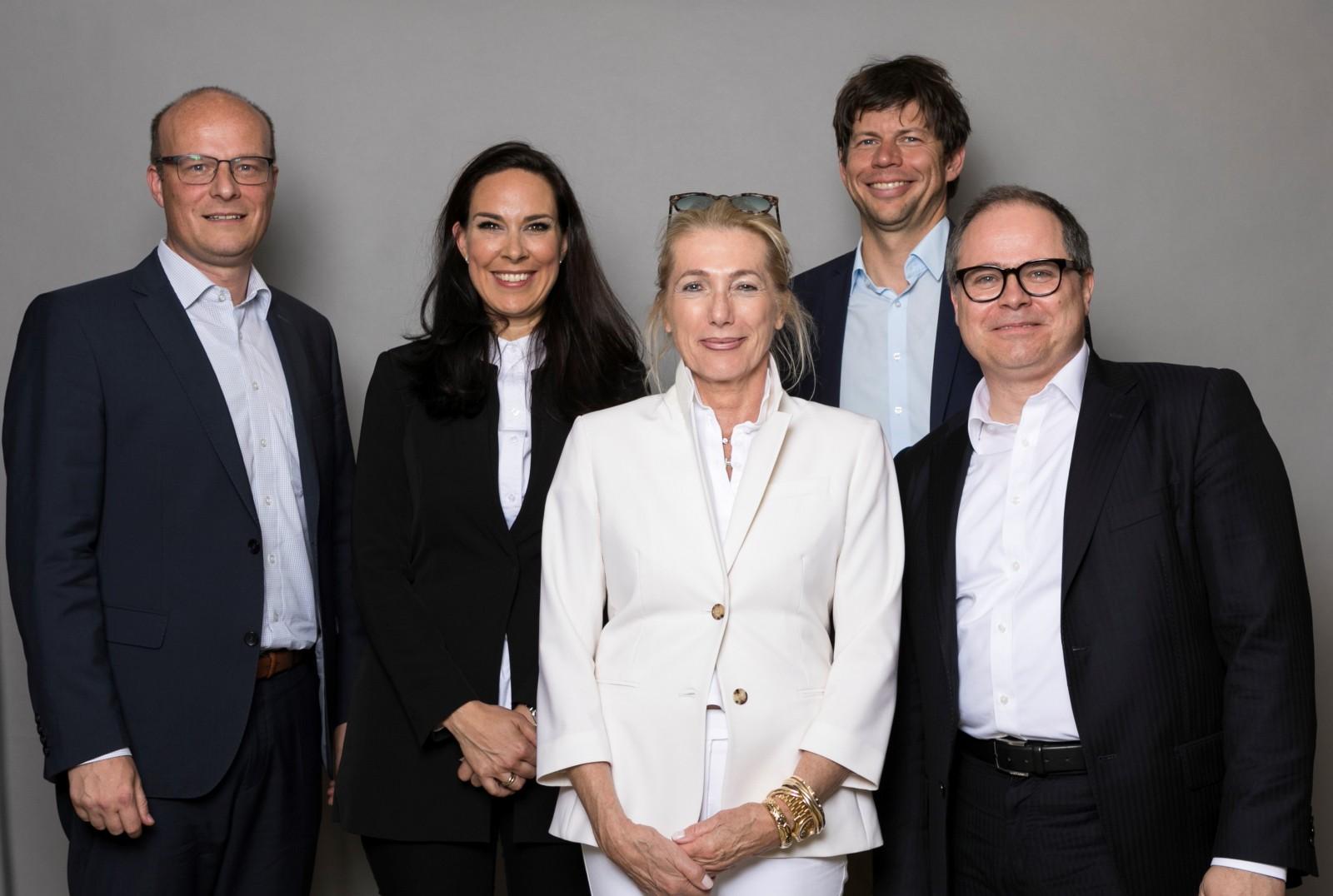 Referenten VZB-Kamin 21.Juni 18